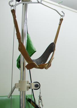 腰部牽引器/頚部牽引器