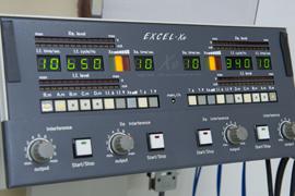 光線治療器/電気治療器(赤外線、レーザー、干渉波)